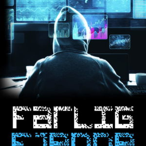 Børnekrimi og spændingsroman af Bo Skjoldborg. Pas på. Hvem bruger din computer ... fra 11 år.