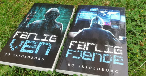 Spændende børnebog af Bo Skjoldborg. Spænding, venskab, mobning, IT-kriminalitet, hacking, afpresning og sociale medier