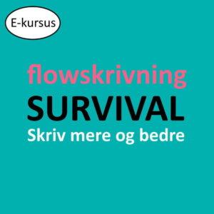 Flowskrivning_Survival_Bo Skjoldborg