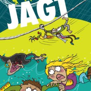 Vild jagt_Bo Skjoldborg_sjove_børnebøger_vild-bøgerne_action_krimi_humor_spænding_børnebog